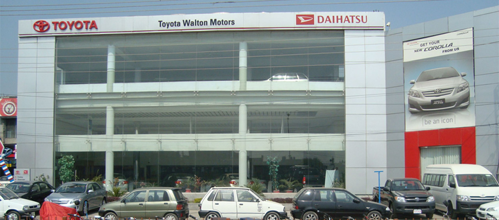 Toyota Walton Motors | Gold Category Dealership |
